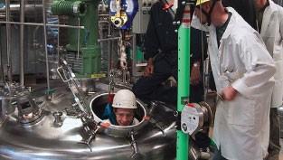 หลักสูตรการทำงานในที่อับอากาศ Confined Space